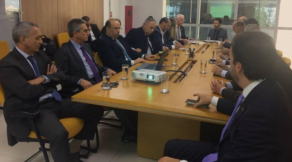 ATP apresenta prioridades do setor privado à Secretaria Nacional de Portos